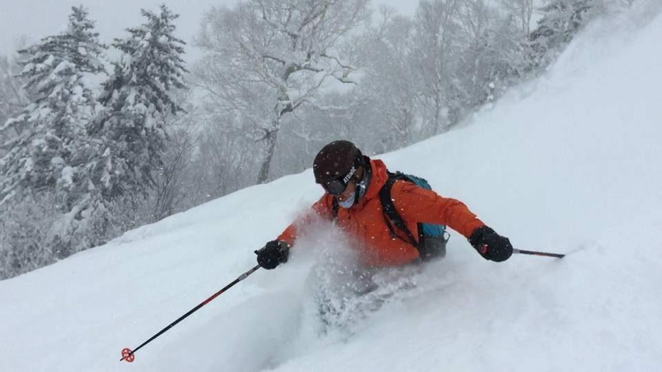 PK Japan ski